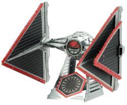Sith Tie Fighter - Rise of Skywalker Star Wars Star Wars Metal Puzzles