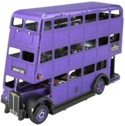 Knight Bus Harry Potter Metal Puzzles