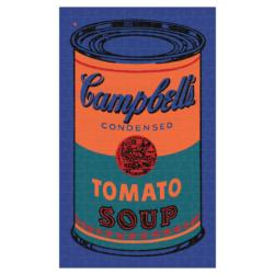 Andy Warhol Soup Can Orange Contemporary & Modern Art Collectible Packaging