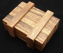 Magic Box - Sized for Gift Card Brain Teaser