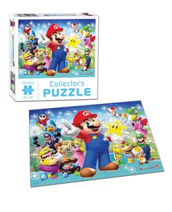 Super Mario Bros. Party 9 - Collector's Puzzle Cartoons Jigsaw Puzzle