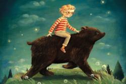 Dream Bear Fantasy Children's Puzzles