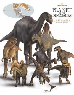Laurasia Dinosaurs Dinosaurs Children's Puzzles