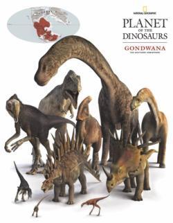 Gondwana Dinosaurs Dinosaurs Children's Puzzles