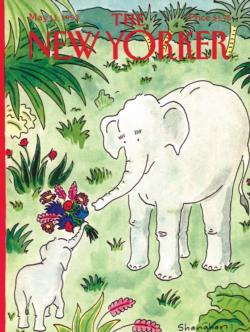 Flowers for Mama Elephants Jigsaw Puzzle