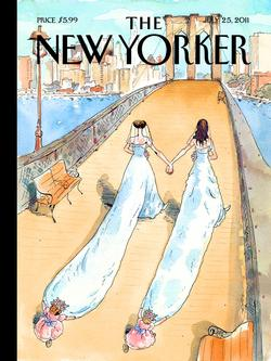 Wedding Season (The New Yorker) Magazines and Newspapers Jigsaw Puzzle