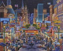 Nashville United States Jigsaw Puzzle