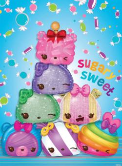 Sugary Sweet (Num Noms) Sweets Scratch & Sniff Puzzle