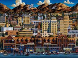 Ogden United States Jigsaw Puzzle