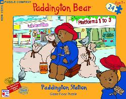 Paddington Station (Paddington) Movies / Books / TV Jigsaw Puzzle