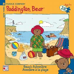 Beach Adventure (Mini) (Paddington) Movies / Books / TV Jigsaw Puzzle