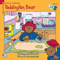 Marmalade Biscuits (Paddington) Movies / Books / TV Jigsaw Puzzle