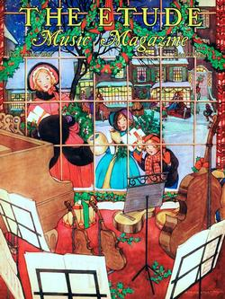 Musical Wishes Christmas Jigsaw Puzzle