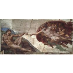 Creation of Adam Renaissance Jigsaw Puzzle