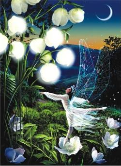 Fairy Dance Dance Jigsaw Puzzle