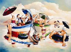 Water Lunch Summer Jigsaw Puzzle