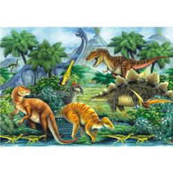 Dino Valley 1 Dinosaurs Jigsaw Puzzle