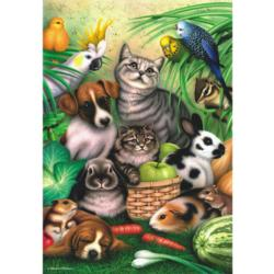 Magic Pets Birds Jigsaw Puzzle