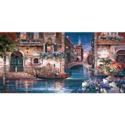 Isn't it Romantic Flowers Jigsaw Puzzle