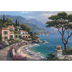 Escape Seascape / Coastal Living Jigsaw Puzzle