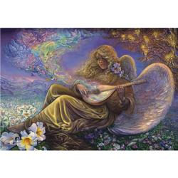 Angel Melodies Angels Jigsaw Puzzle