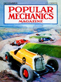 The Chase (Popular Mechanics) Magazines and Newspapers Jigsaw Puzzle