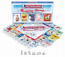 Post Office-opoly - Holiday Stamp Edition