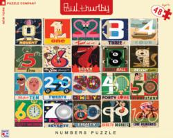 Numbers Educational Children's Puzzles