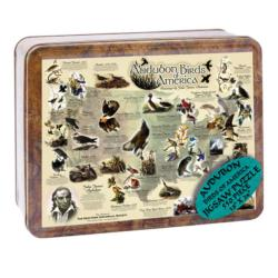 Audubon Birds of America United States Jigsaw Puzzle
