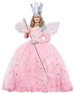 Glinda (Oz) Wizard of Oz Shaped Puzzle
