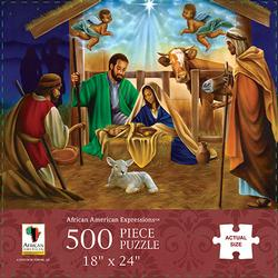 Nativity Religious Jigsaw Puzzle