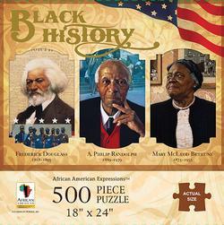 Black History History Jigsaw Puzzle