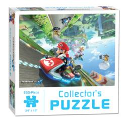 Mariokart 8 Collector's Puzzle Cars Jigsaw Puzzle