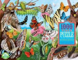 Butterflies and Moths Butterflies and Insects Jigsaw Puzzle
