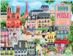 Paris in a Day Paris Jigsaw Puzzle