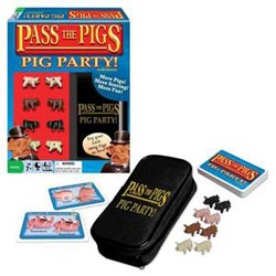 Pass The Pigs (Party Edition) Pig