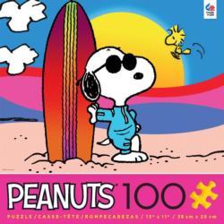 Peanuts Malibu Movies / Books / TV Jigsaw Puzzle