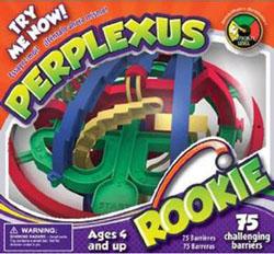 Perplexus Rookie Brain Teaser