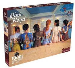 Pink Floyd - Back Art Movies / Books / TV Jigsaw Puzzle