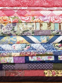 Quilts Quilting & Crafts Jigsaw Puzzle