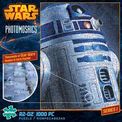 Star Wars Photomosaic - R2-D2 Movies/Books/TV Photomosaic