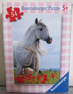 Horses 5 (Mini) Horses Children's Puzzles