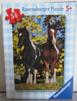 Horses 9 (Mini) Horses Children's Puzzles