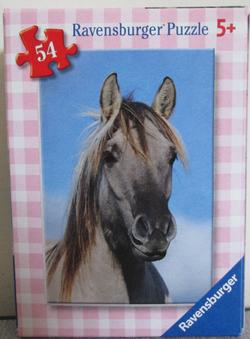 Horses 7 (Mini) Horses Children's Puzzles