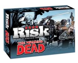 RISK®: The Walking Dead™ Survival Edition Sci-fi