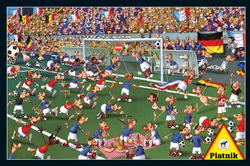 Soccer Sports Jigsaw Puzzle