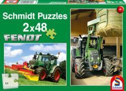 Fendt Tractors Vehicles Multi-Pack
