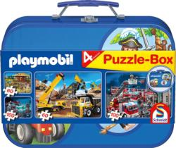 Playmobil Tin Vehicles Multi-Pack