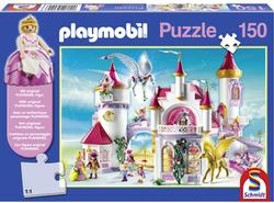 Playmobil Princess Castle Children's Games Jigsaw Puzzle