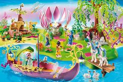 Playmobil Fairy World Unicorns Jigsaw Puzzle